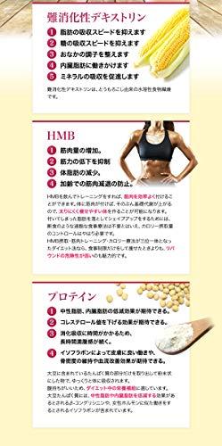 シー.エフ.ヘルスフーズ『HMBプロテイン青汁』