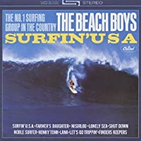 Surfin' U.S.a. by Beach Boys (2009-07-01)