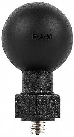 "RAM 1/"" Tough-Ball w//1//4/""-20 x .375/"" Stud Camera or Accessory Mount"