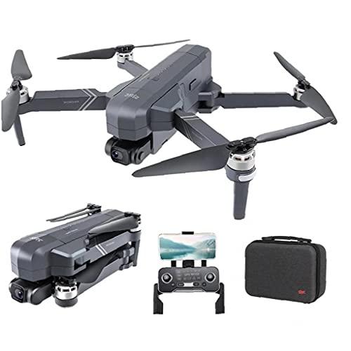 VusiElag Controllo Remoto FPV Droni con Fotocamera 4k HD Pieghevole Rc Quadcopter 2 Battery