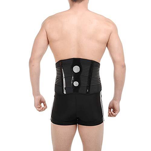WCX Ajuste Faja Lumbar Cintura de Soporte Cinturón Corrector de Postura y Rehabilitación...