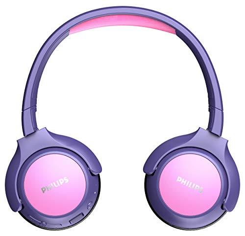 Philips Children's Headphones KH402PK/00 Wireless On Ear Headphones...