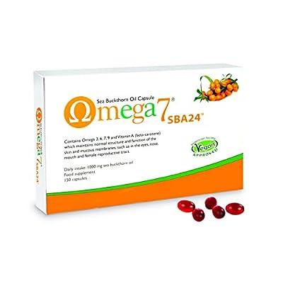 Pharma Nord Omega 7 (Sea Buckthorne Oil) 150 vegicapsules