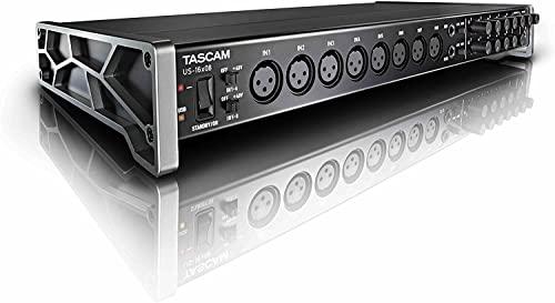 Tascam US-16x08 – USB-Audio Bild