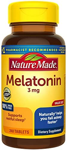 Top 10 Best nature made sleep aid Reviews