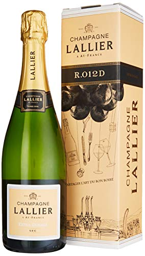 Champagne Lallier R.012 D Extra Dosage - in Geschenkkarton - Champagner (1 x 0.75 l)
