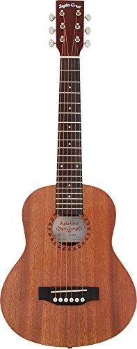 Sepia Crue セピアクルー ミニアコースティックギター W-60/MH マホガニー