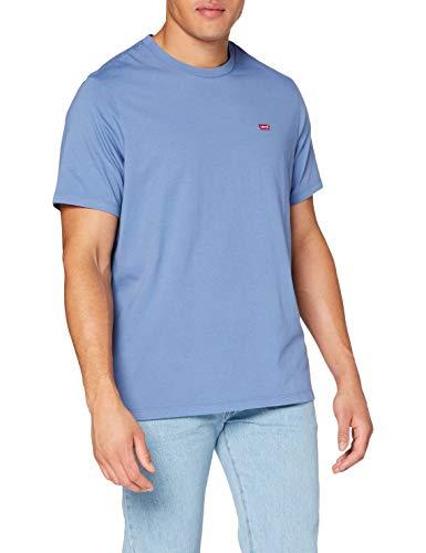 Levi's Big Original HM Tee T-Shirt, Colony Blue, 1XL Homme