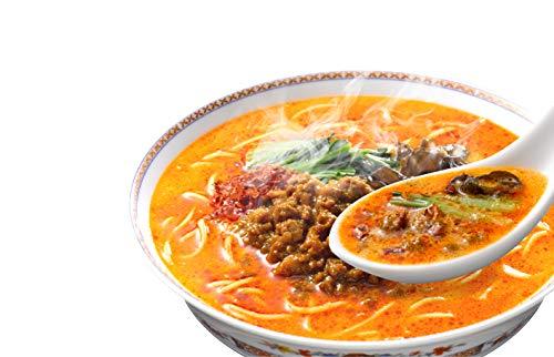 日清食品『冷凍日清具多辣椒担々麺』