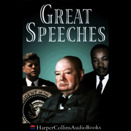 Great Speeches audiobook cover art