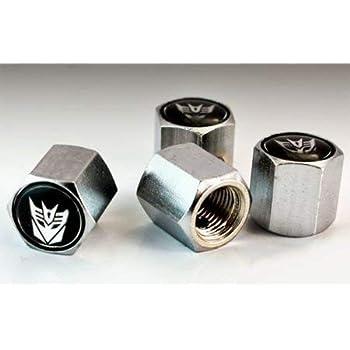 Transformers Decepticons tappi valvola del pneumatico per tutti i veicoli turbo sport