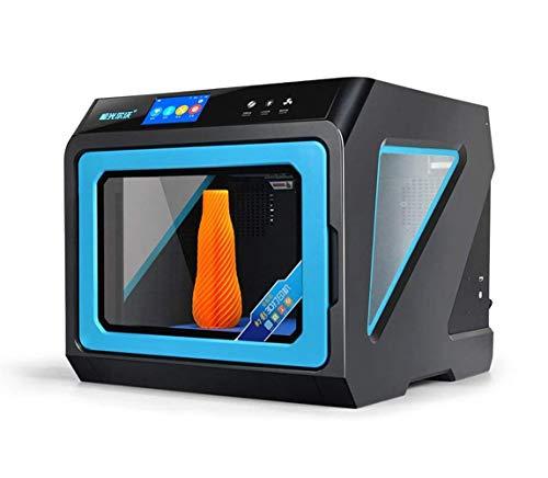 Jgaurora - Impresora 3D A-7 (metálica, con pantalla táctil multicolor)