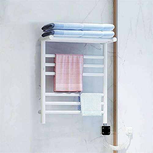 Toallero con calefacción Estante de baño con calefacción eléctrica portátil Estante de...