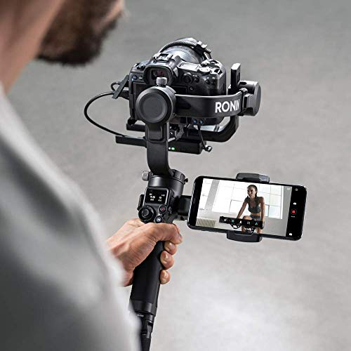 【国内正規品】DJIRSC2スタビライザー3軸ジンバル折りたたみ設計1インチOLEDスクリーン駆動時間14時間急速充電バッテリー積載量(試験値)3kg縦位置撮影にすぐに切り替え