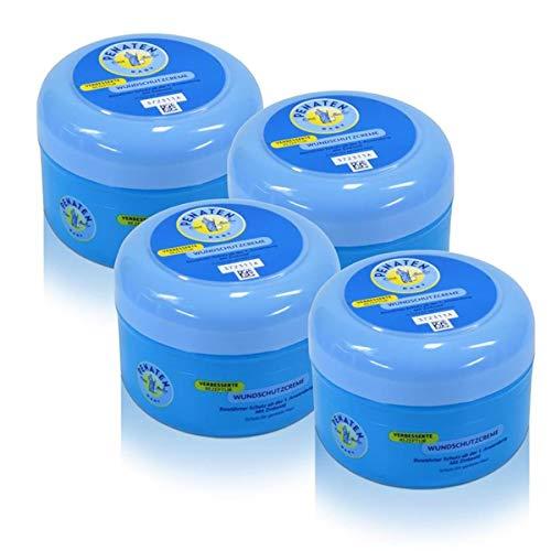 4x Penaten Baby Wundschutz Creme mit Zinkoxid 200 ml