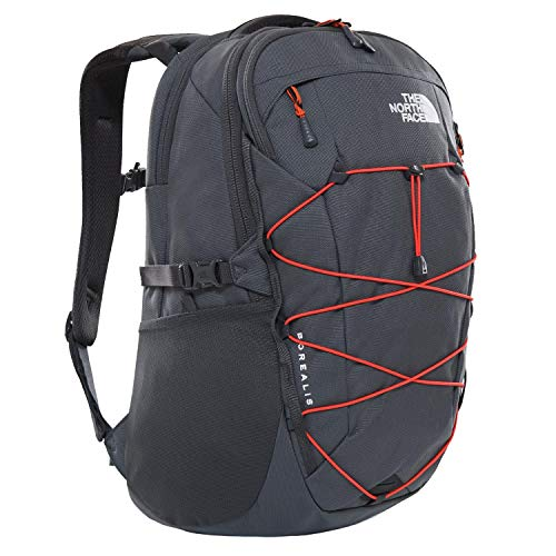 THE NORTH FACE HBS Borealis T93VXAU62 Outdoor Travel School Daypack Backpack 29L Grey