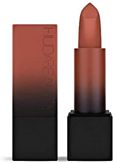 Huda Beauty Power Bullet Matte Lipstick in Interview