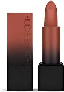 Huda Beauty Power Bullet Matte Lipstick in Interview