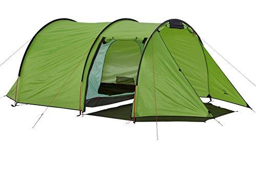 Grand Canyon Robson 3 - Tenda a tunnel (tenda da 3 persone), verde, 302035