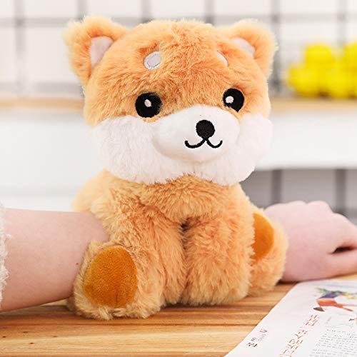 Doinbtoy Cartoon Tier Plüschtier Stütze Ornament Geschenk 30 cm Shiba Inu