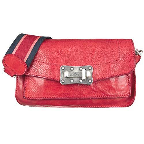 Campomaggi Handtasche Leder 24 cm