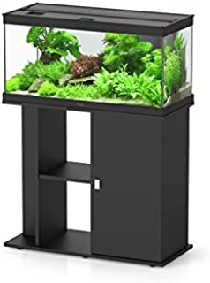 Amazon Fr Aquarium Avec Meuble