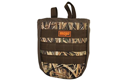 MOJO Outdoors Duck Hunting Shotgun Shell Pouch - Holds up to 5 Boxes of Shells, One Size (New)