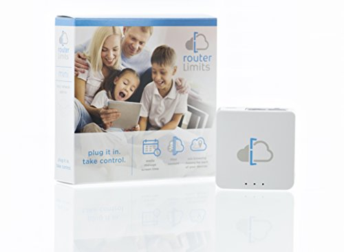 Router Limits Cloud-Based Parental Controls for Internet Safety from Harmful Content and...