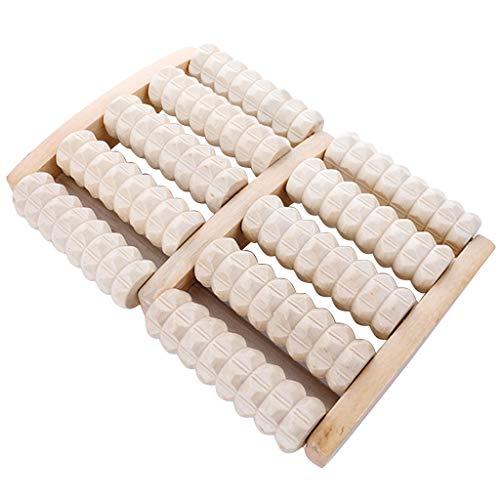 MMASSAGE Dual Voet Massager Roller, Shiatsu Acupressuur - Massage Gift Voor Papa Moeder Familie