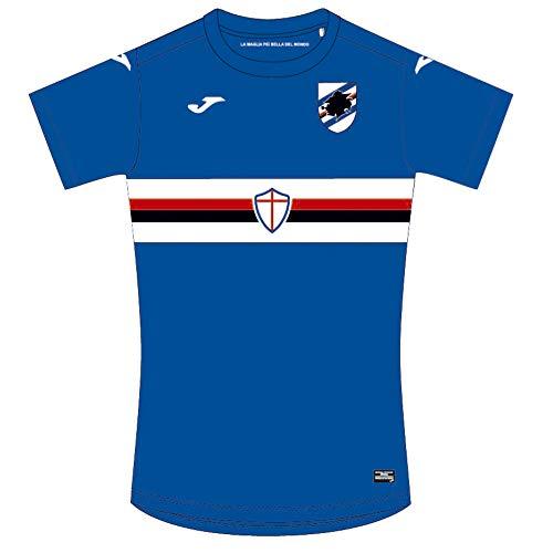Capricci Italiani T-Shirt Bambino Sampdoria Manica Corta