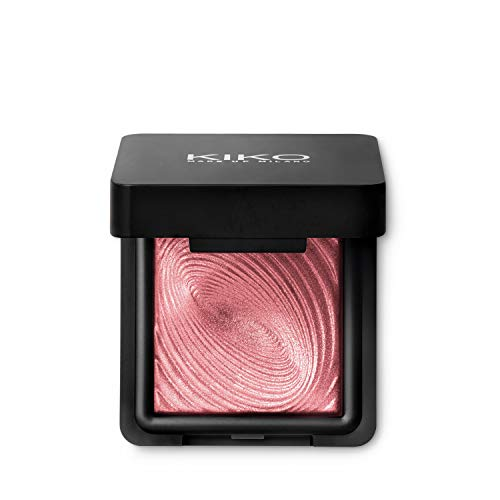 KIKO Milano Water Eyeshadow, 219 Flamingo Pink, 3g