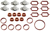 Twowinds - Kit de suppression 6 clapets d'admission (22mm). Evitez la casse moteur E87 E46 E60 E61 320d 520d 120d