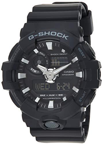 Casio GA700-1B XL Ana-Digi G-Shock (Model: GA-700-1BCR)