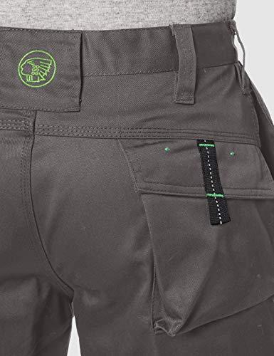 Apache Men's Holster Polycotton Holster Trouser, Grey/Black, 30W x 29L