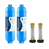 2 Packs of RV Inline Water Filter...