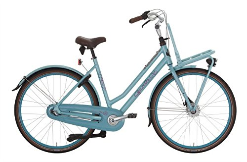 Cityrad Gazelle Miss Grace 28' 7G RH 49 cm in Arctic Blue