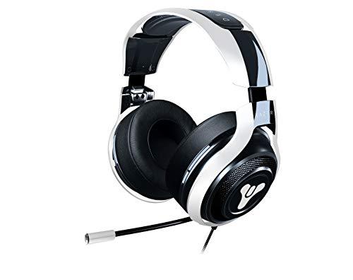 Razer ManO'War Tournament Edition Destiny 2 - Cuffie Gaming Headset (Potenti driver 50mm e isolamento acustico, Peso ed ergonomia ottimizzati, Controlli in linea & Destiny 2 Design)