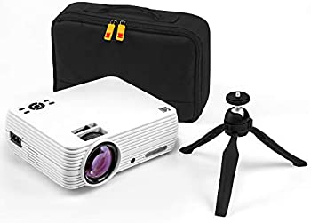 Kodak FLIK X7 30000-Lumens LED Home Theater Projector with Tripod & Case