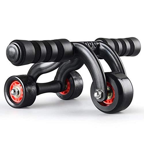 JNX Abdominale Oefening Roller Met Extra Dikke Knie Pad Mat Lichaam Fitness Training Machine Wiel Gym Tool