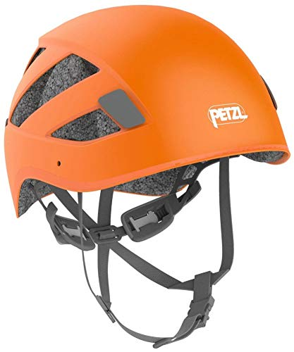 PETZL Boreo Casco, Unisex Adulto, Naranja, Medium