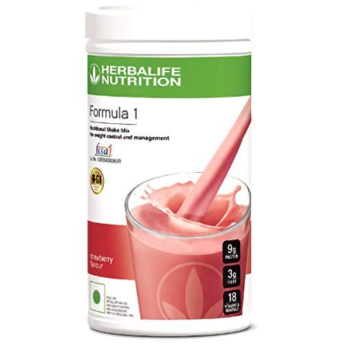 Herbalife-Formula-1-Nutritional-Shake-Mix ERDBEERENTRAUM - 550 g -