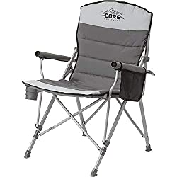 Best Camp Chair With 300 Lbs Capacity