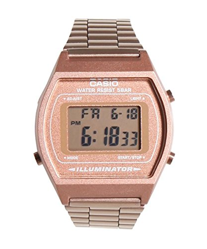 Casio Classic b640wc-5avt Rose Gold Watch