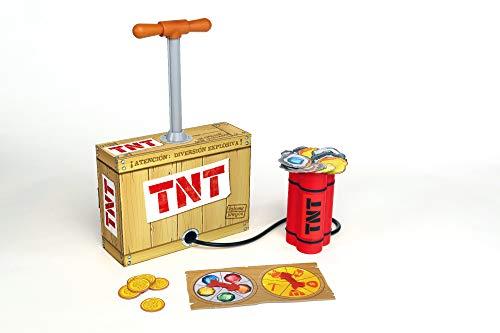 Falomir TNT, Juego de Mesa, Habilidad, Multicolor (1)