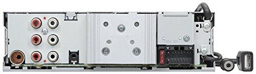 Kenwood de CD X5200bt Récepteur Bluetooth avec mains libres et Apple iPod de contrôle Noir
