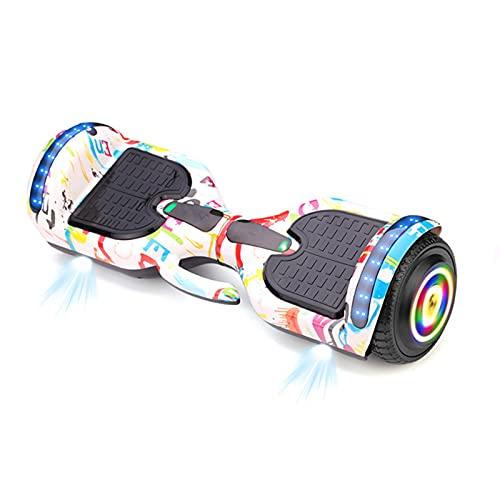Hoverboard, todo terreno de dos ruedas de dos ruedas 7
