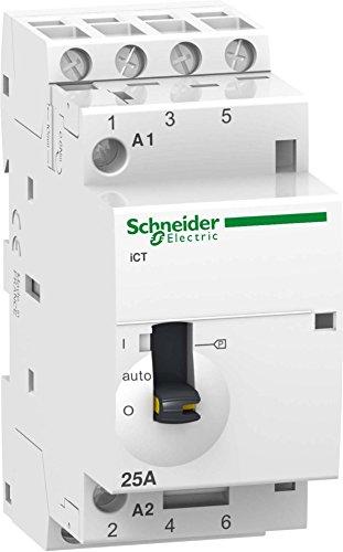 Schneider elec pbt - dit 48 25 - Contactor ict 25a 4na 24v corriente alterna