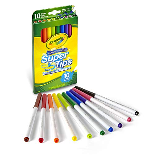 The #1 Rated Stationary Cupboard Dual Tip Marker Pens With Fineliner Tip 12pcs