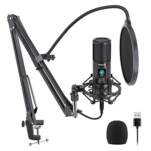 One touch Mute Microphone