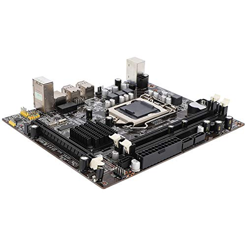 ASHATA Placa Base Gaming,Placa Base Ordenador,Motherboard